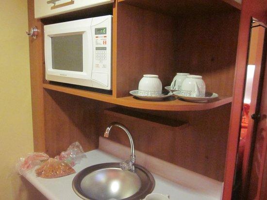 El Mariscal Cusco: Our kitchenette