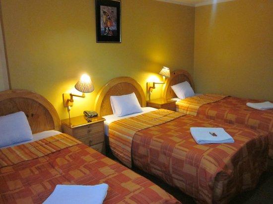 Suites Antonio's: Our triple room