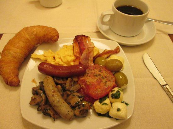 K+K Hotel Maria Theresia: The K&K Breakfast.. the second helping