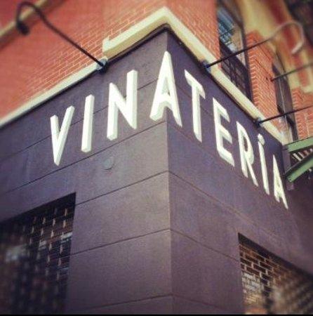 Photo of Italian Restaurant Vinateria at 2211 Fredrick Douglas Blvd, New York, NY 10026, United States
