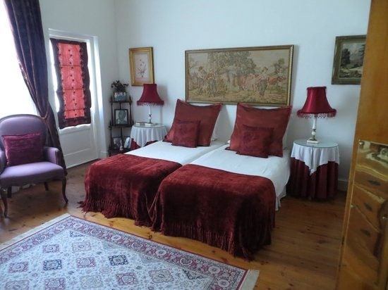 Kingna Lodge: Our comfortable Room