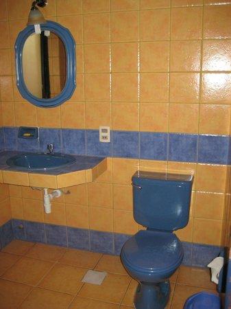 Cruz de los Andes: Our bathroom