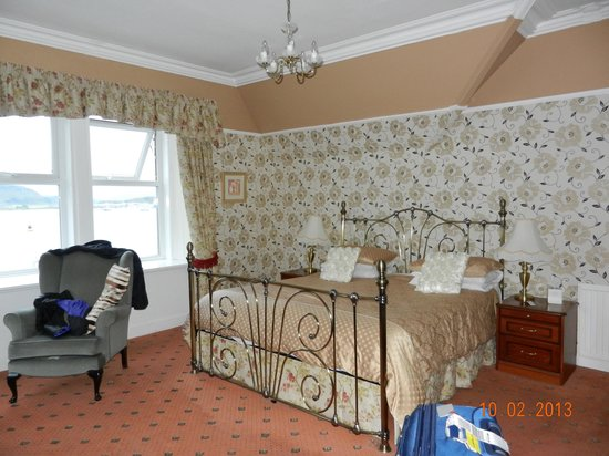 Glenrigh Guest House: Our room