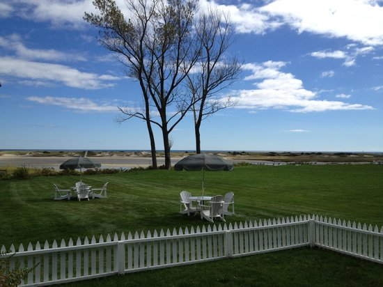 The Dunes on the Waterfront: View from our cottage