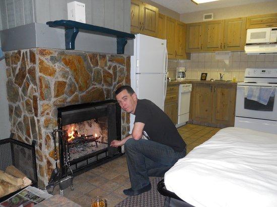 Douglas Fir Resort & Chalets: Wonderful family room