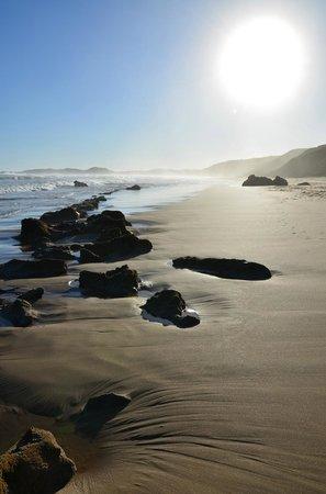 Brenton on Sea: Sun, sand, beach, rocks...
