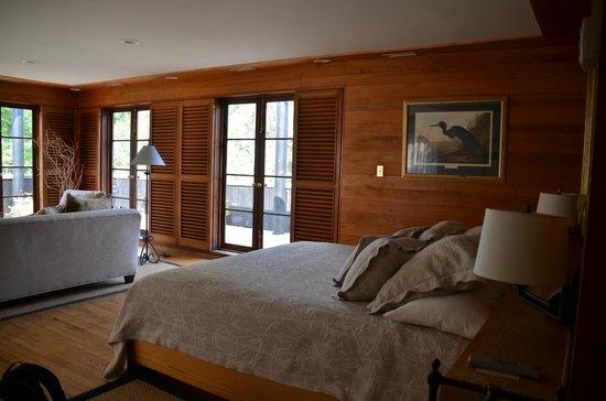 Inn at Middleton Place: honeymoon suite