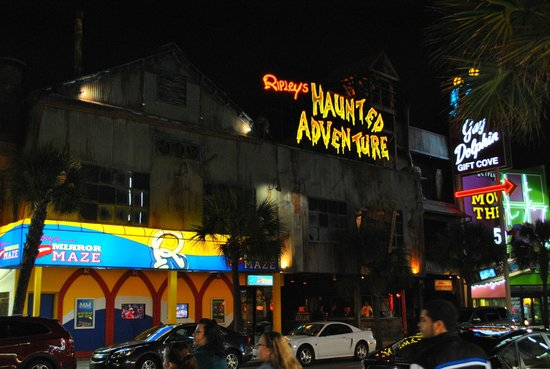 ‪Ripley's Haunted Adventure‬