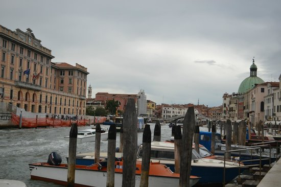 Hotel Carlton on the Grand Canal : hotel view