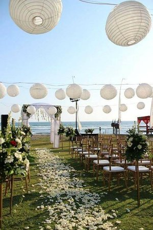 Hotel Tugu Bali : Wedding Venue