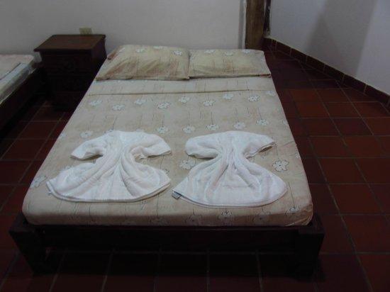 Posada La Casita: quarto