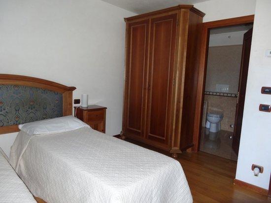 Hotel Abbazia: Room