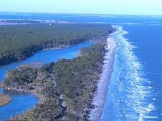 Days Inn Port Royal/Near Parris Island: Hunting Island Ocean Only 20 Minutes From Days Inn