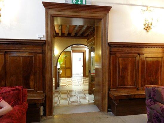 Hotel Abbazia: Lobby