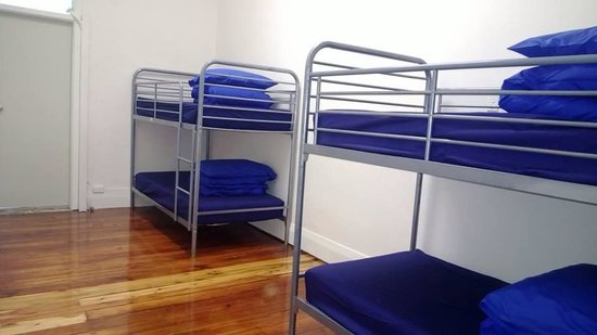 Hump Backpackers : 4 bed dorm