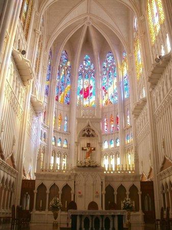 Foto De Templo Expiatorio Del Sagrado Corazon De Jesus Leon Altar