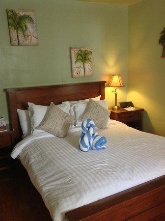 Key West Harbor Inn: Barbados room