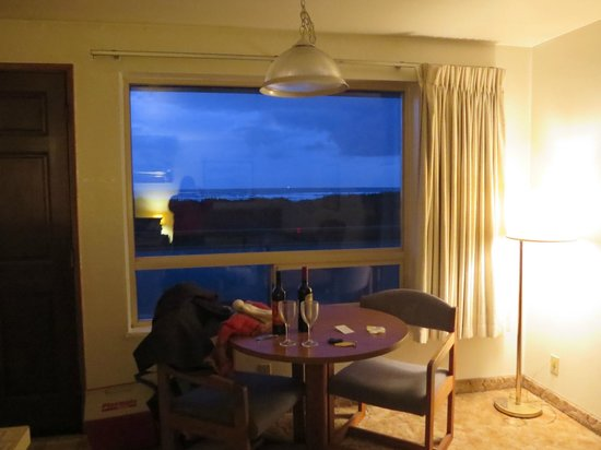 Walsh Motel: View from room 26