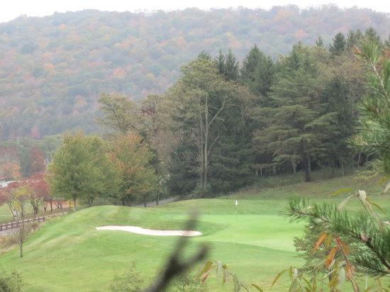 Rocky Gap Casino Resort: The golf course