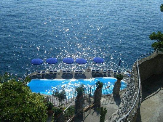 Hotel Luna Convento: Pool