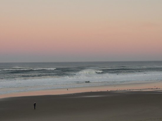 Surftides Lincoln City: Balcony view