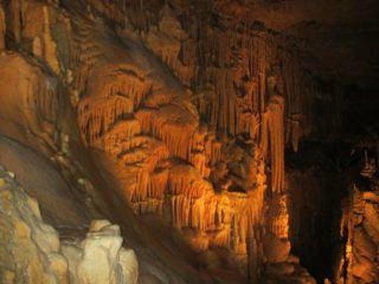 Gorgeous Picture Of Natural Bridge Caverns San Antonio