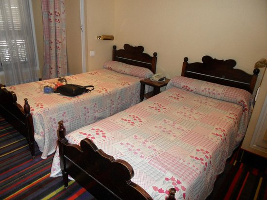 Hotel Busby : Twin room