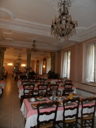 Hotel Busby : Dining room