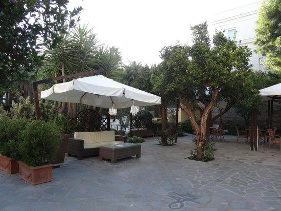 Hotel Mediterraneo Sorrento: Grounds