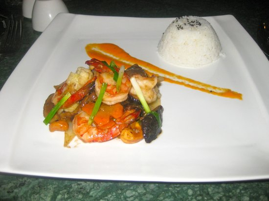 Shinta Mani Club: Great food