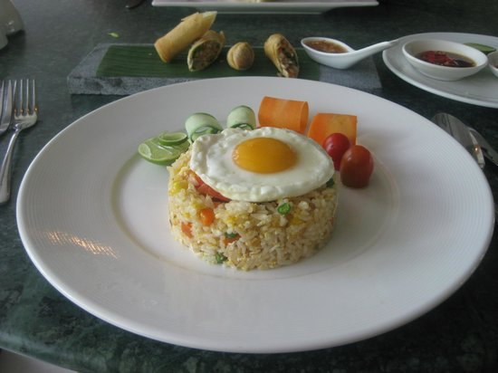 Shinta Mani Angkor: Great food