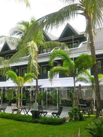 Shinta Mani Angkor: Beautiful grounds – total transformation