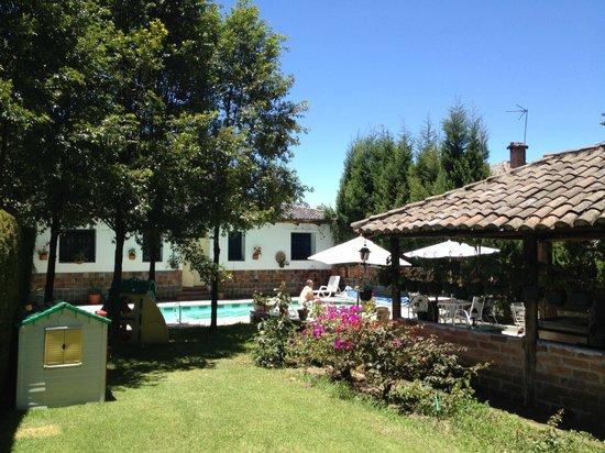 HACIENDA LA CARRIONA: pool