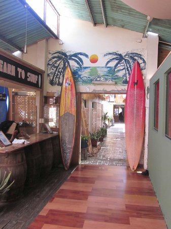 Arica Surf House: Downstairs