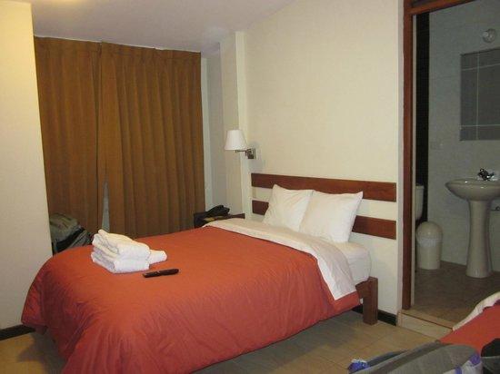Casa Villa Arequipa: Our room