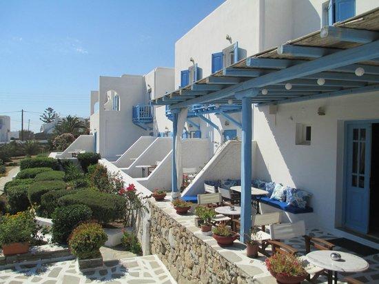 Hotel Erato : Afeura