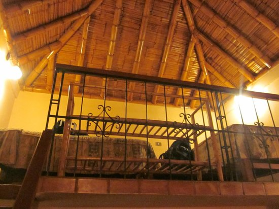 Hostal Posada Hispana: Our room