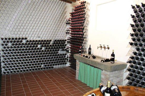 Villa Sant'Anna: collection