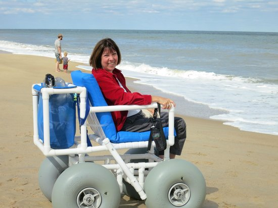 Rehoboth Beach : Accesible Joy