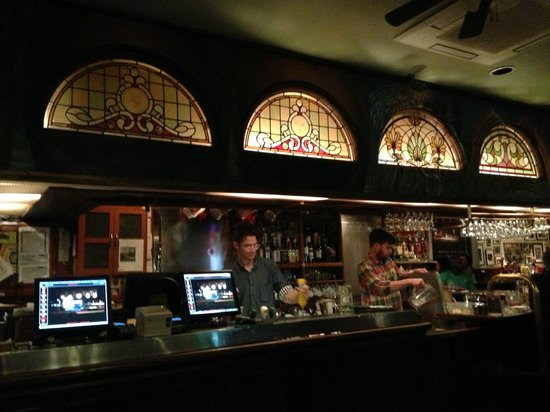 The Rex Hotel: The Bar in the facility