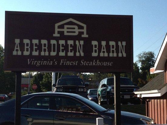 Aberdeen Barn - Picture of Aberdeen Barn, Charlottesville ...