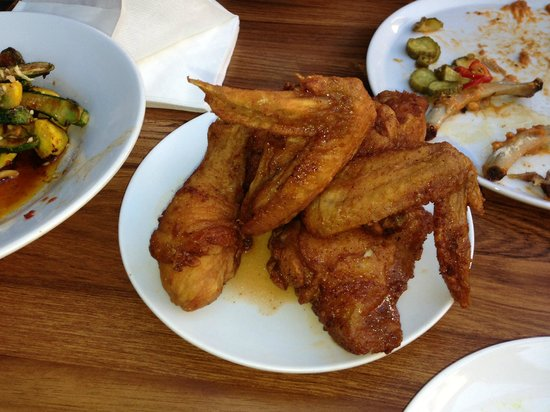 The Playground: Uncle Lou's Fried Chicken