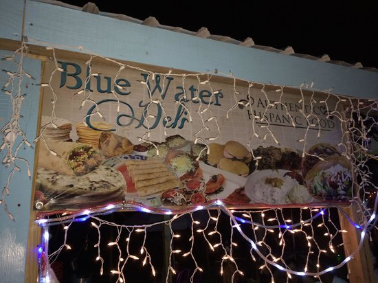 Blue Water Deli: Good local food