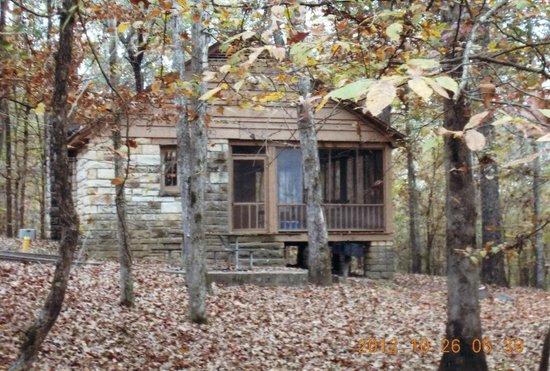 cabin # 4 - Picture of Tishomingo State Park, Tishomingo - TripAdvisor