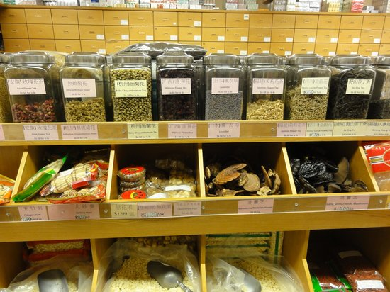 All About Chinatown Tours: Herbalist Pharmacy Offerings