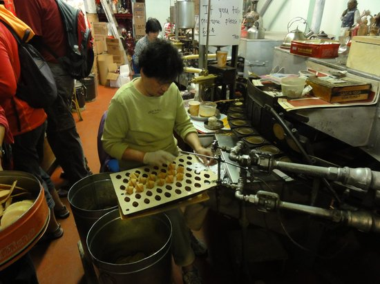 All About Chinatown Tours: Fortune Cookie Factory