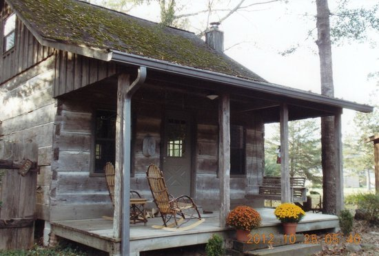 French Camp Bed and Breakfast Inn: B &B cabin