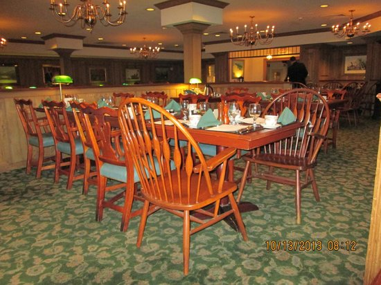 The Desmond Hotel Albany: Dining Room