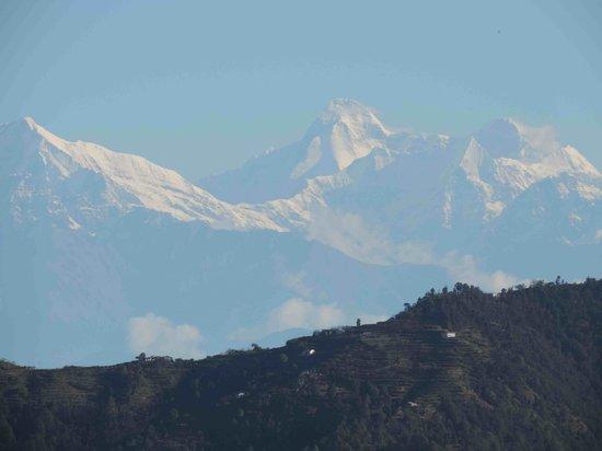 Soulitude in the Himalayas: Peaks of Trishul and Nanda Devi