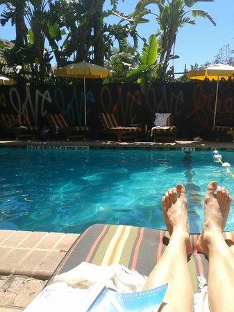 Freehand Miami: pool